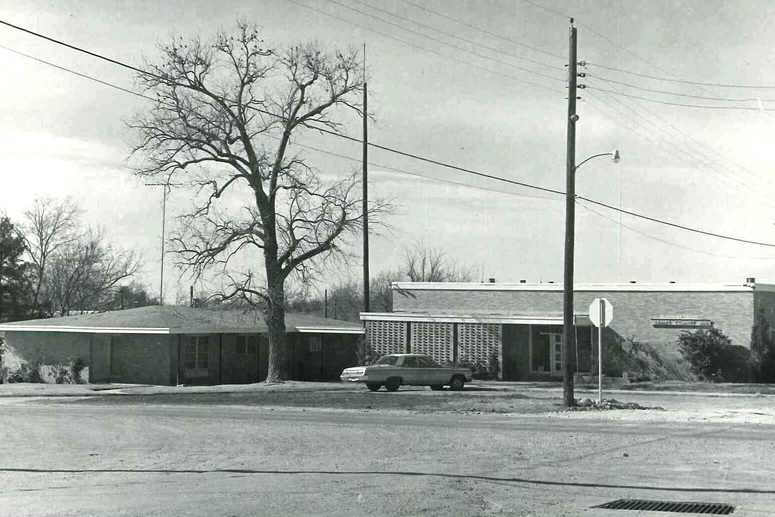 Grimes County Jail c.1960s